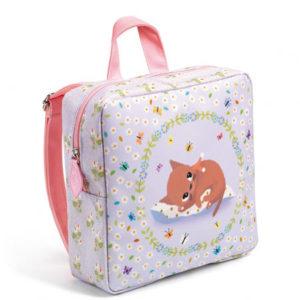djeco sac à dos maternelle chat vendu par reves de fil