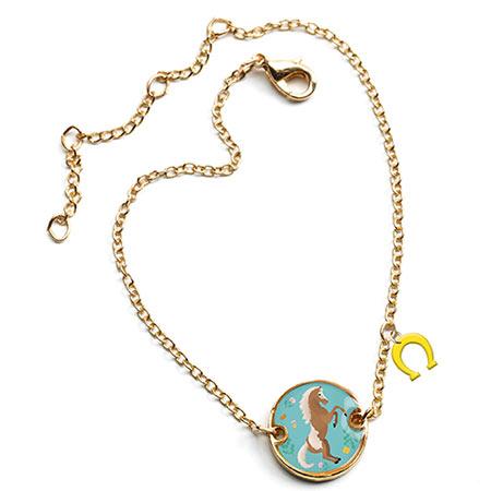 djeco-lovely bracelet cheval vendu par rêves de fil