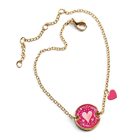 djeco-lovely bracelet coeur vendu par rêves de fil