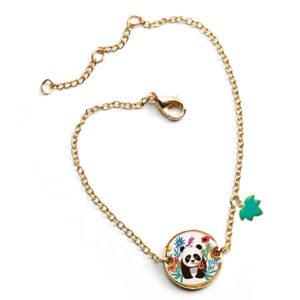djeco-lovely bracelet panda vendu par rêves de fil
