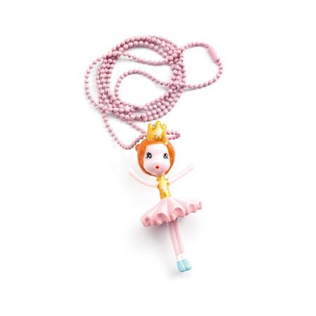 djeco pendentif ballerina vendu par rêves de fil
