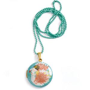 djeco-lovely pendentif cygne vendu par rêves de fil