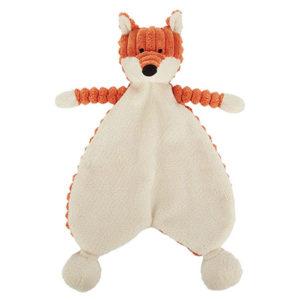 doudou jellycat bébé renard vendu par reves de fil