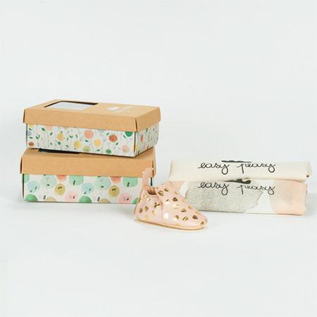 easy peasy chausson cadeau de naissance vendu par rêves de fil