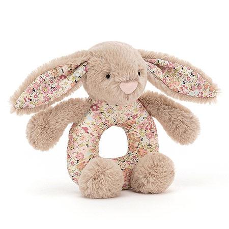 hochet - Blossom Bea Beige Bunny