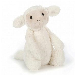 peluche Jellycat Bashful lamb vendu par rêves de fil