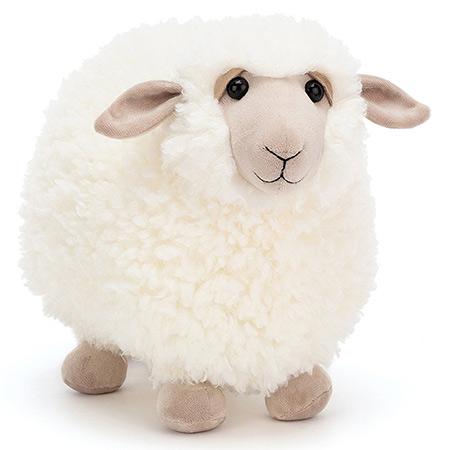 peluche Jellycat mouton vendu par rêves de fil