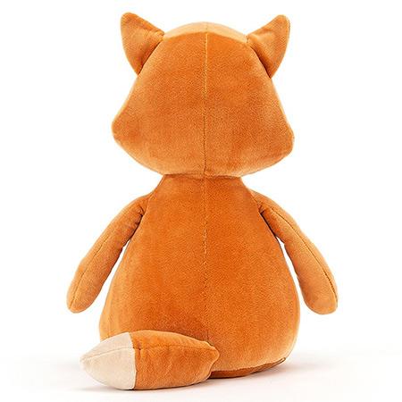 peluche Jellycat renard qui dort vendu par rêves de fil
