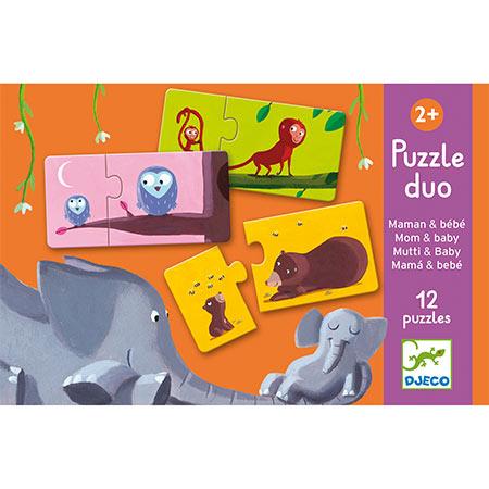 puzzle duo éducatif djeco vendu par reves de fil