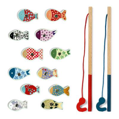 jouet djeco pêche à la ligne pour enfants vendu par rêves de fil