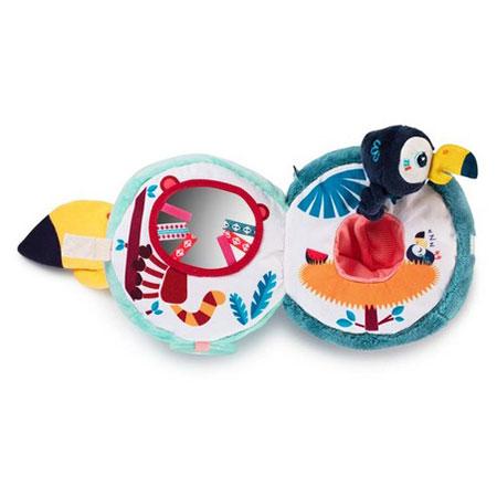 Pablo toucan découverte djellicat vendu par reves de fil