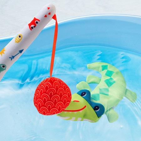 Alice jeu de pêche - Lilliputiens vendu par reves de fil