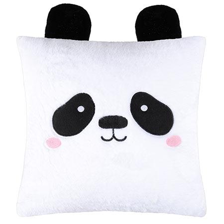Coussin Panda Anatol 40x40 cm vendu par rêves de fil