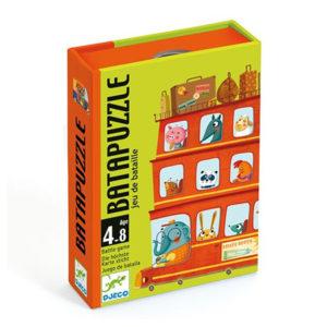 Jeu de carte Batapuzzle - Djeco vendu par rêves de fil