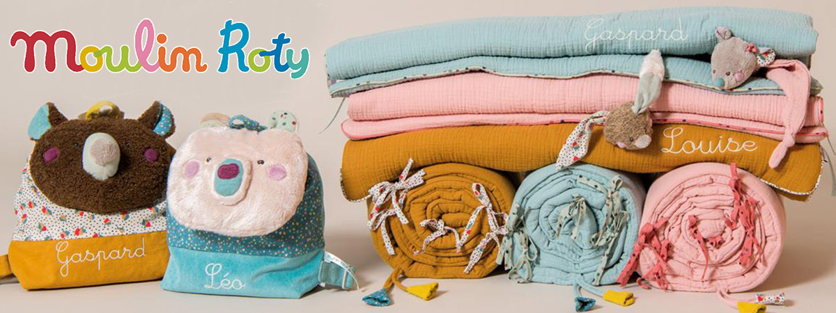 rêves de fil vente de jouets pour bébé et enfant marque Moulin Roty
