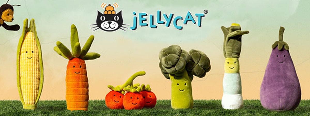 reves de fil vente de peluche de la marque Jellycat