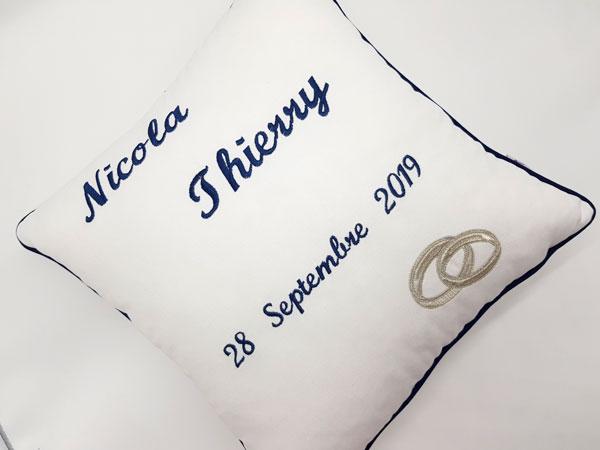 évènements mariage objet personnalisé fait main par reves de fil