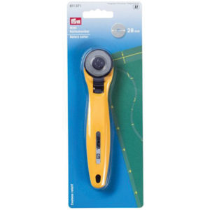 Prym Couteau Rotatif Mini pour Patchwork- Lame 28mm vendu par reves de fil