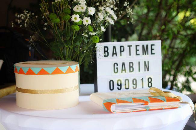 évènements baptême objet personnalisé fait main par reves de fil