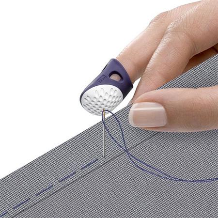 dé à coudre ergonomique prym vendu par rêves de fil